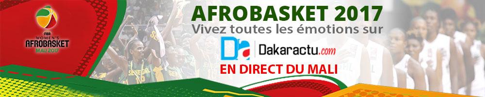 Dakaractu - AFROBASKET 2017