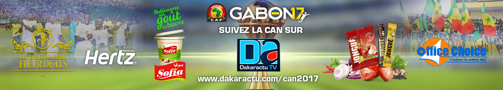 Dakaractu - CAN 2017