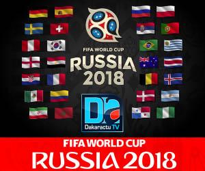 Dakaractu - RUSSIE 2018