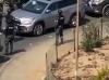 Rond-point Mermoz : Les gardes de Ousmane Sonko arrêtés, la voiture encerclée par le GIGN.
