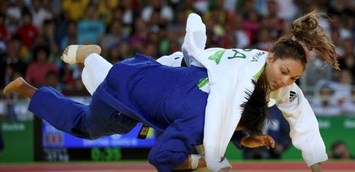 JO-Judo : Hortense Diédhiou éliminée d'entrée