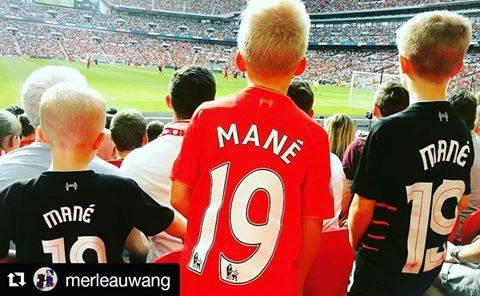 Liverpool : Sadio Mané, nouveau chouchou des supporters