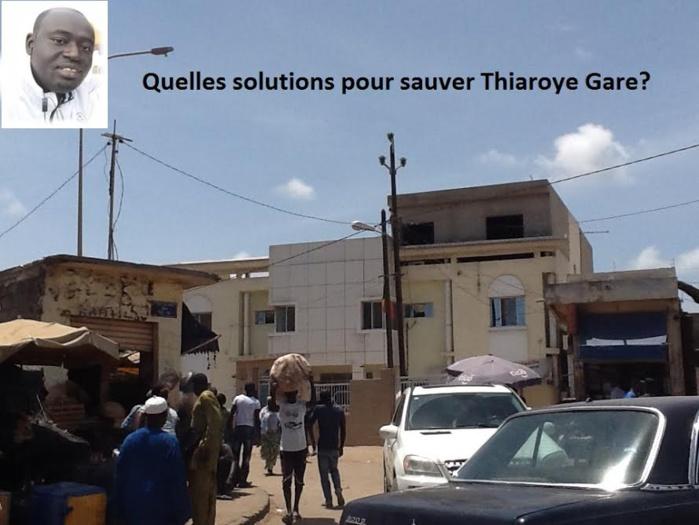 Lettre ouverte au maire de la Commune de Thiaroye Gare,  Monsieur Babacar SENE :  Rien ne bouge à Thiaroye !