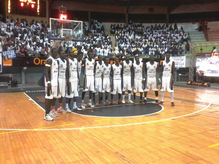 LOUGA BASKET CLUB : Une équipe qui vient de loin