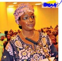 Seynabou N'diaye Diakhaté : « Je compte consacrer 80% de mon action dans le travail et les 20% dans la communication »
