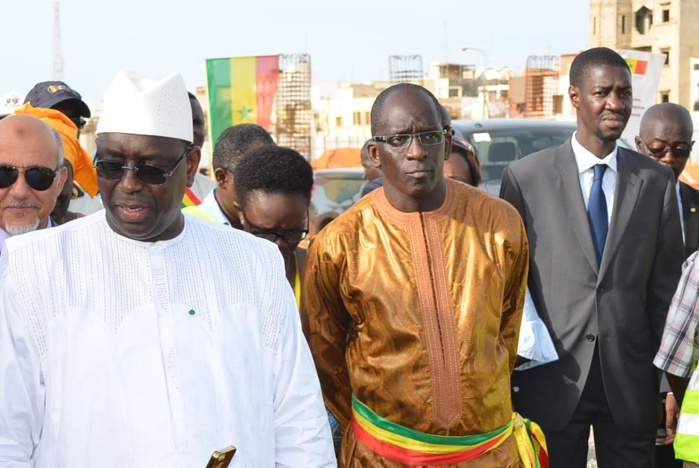 Guerre au sein de l'Apr : Macky enterre le concept de «patron de Dakar» de Abdoulaye Diouf Sarr