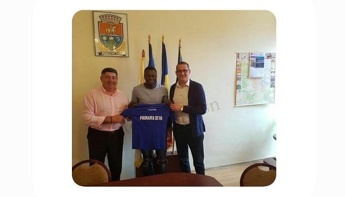 """Ousmane Ndoye signe """"en D3 roumaine pour démarrer sa reconversion"""""""
