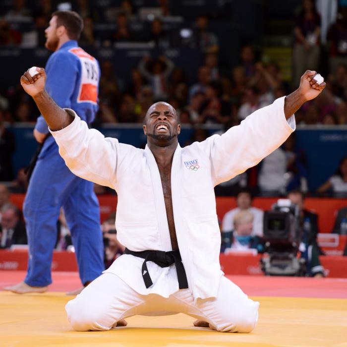 Teddy Riner remporte sa 2e médaille d'or olympique chez les +100 kg !