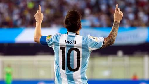 Messi fait son retour en équipe d'Argentine