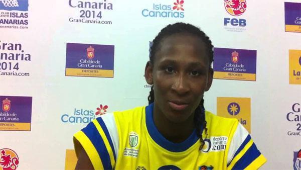 Astou Ndour, entre le coeur et la raison