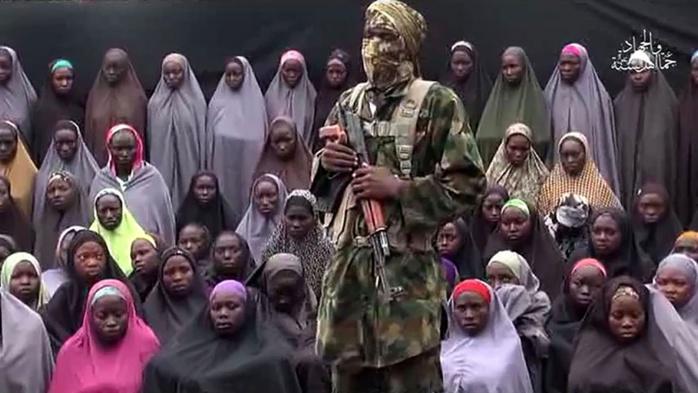 Nigéria: Boko Haram diffuse une nouvelle vidéo des lycéennes enlevées en 2014