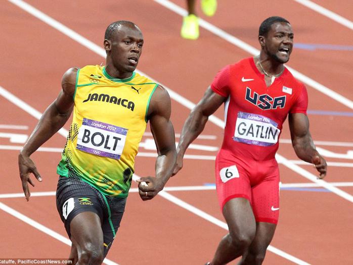 Bolt vs Gatlin, le Yin et le Yang du 100 m