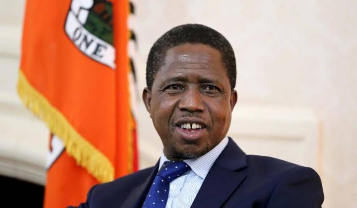 Zambie : le président sortant Edgar Lungu réélu dans le scrutin présidentiel du 11 août 2016