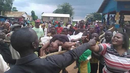 Massacre en RDC: 51 morts