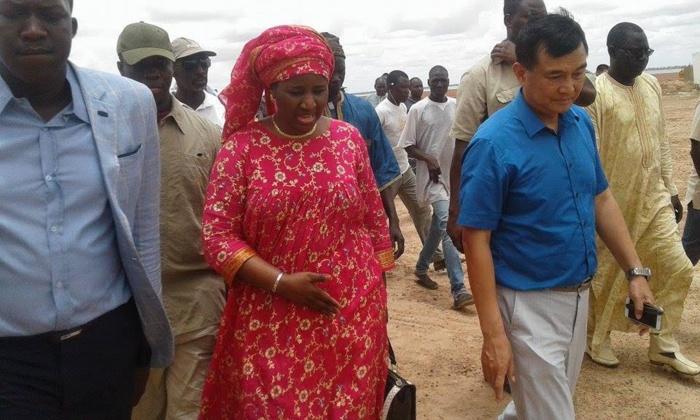 KAOLACK - L'ambassadeur Chinois au Sénégal offre 12,5 tonnes de riz à 250 familles sinistrées