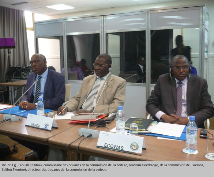 L'application du tarif extérieur commun de la CEDEAO sera effective dans neuf sur quinze états membres