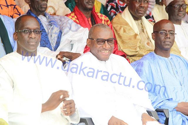 Edition Sargal de Yoff : Abdoulaye Diouf Sarr adoubé
