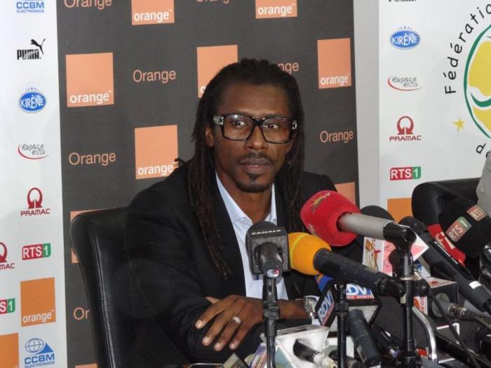 """ELIMINATOIRES CAN 2017 : La liste des """"Lions"""" retenus par Aliou Cissé contre la Namibie"""