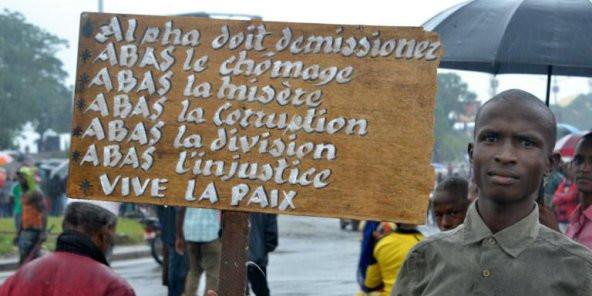Guinée : un mort et plusieurs blessés lors de heurts entre des manifestants de l'opposition et la police
