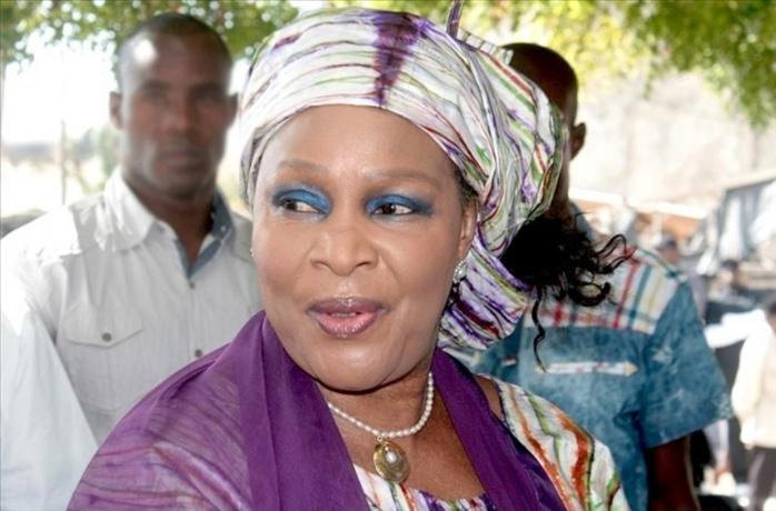 Aïda Diongue condamnée par la Cour suprême à un an de prison ferme et à la confiscation de tous ses biens