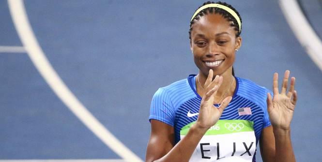 Après leur réclamation, les Américaines du relais 4x100m vont recourir