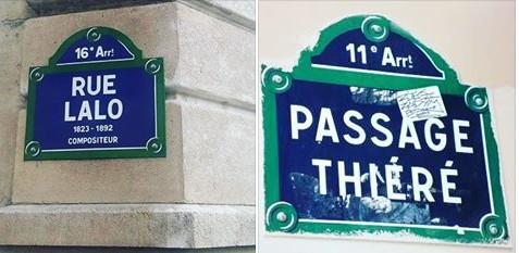 L'image de rues de Paris qui font sourire les sénégalais