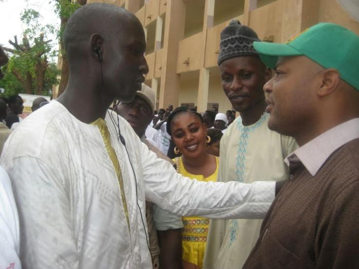 Le Conseil communal de la jeunesse de Mbacké dément avoir hué le ministre Mame M'baye Niang