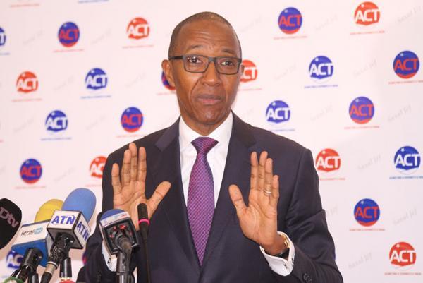 Abdoul Mbaye a réagi suite à la publication de la lettre du premier ministre Boun Abdallah Dionne