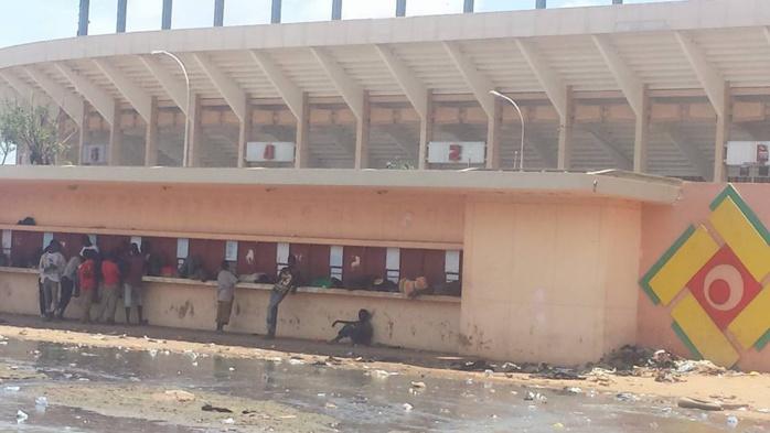 Un pays peut il émerger si les dirigeants sont incapables d'entretenir la salubrité du stade national et de  l'aéroport?