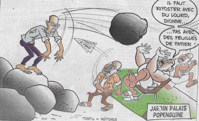 Guerre du pétrole entre le Macky et Abdoul Mbaye: Retour à l'envoyeur......par Odia
