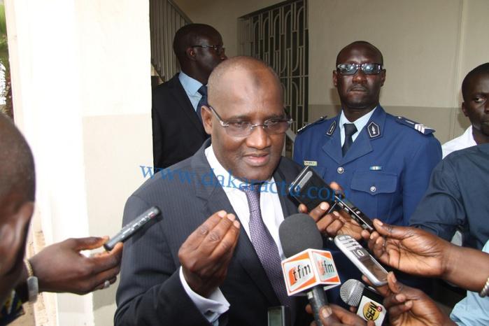 Mouvement d'humeur : Le ministre des Transports intraitable face aux grévistes