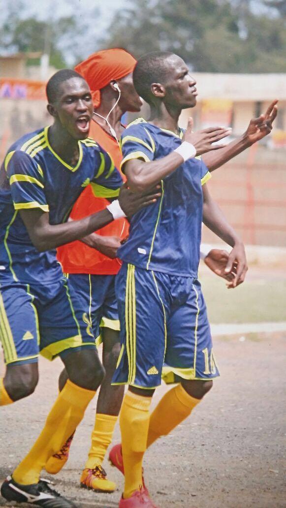 ODCAV Guédiawaye Zone 1 (1ère journée) : Cheikh Senghor marque le but le plus rapide après 1mn 30 de jeu