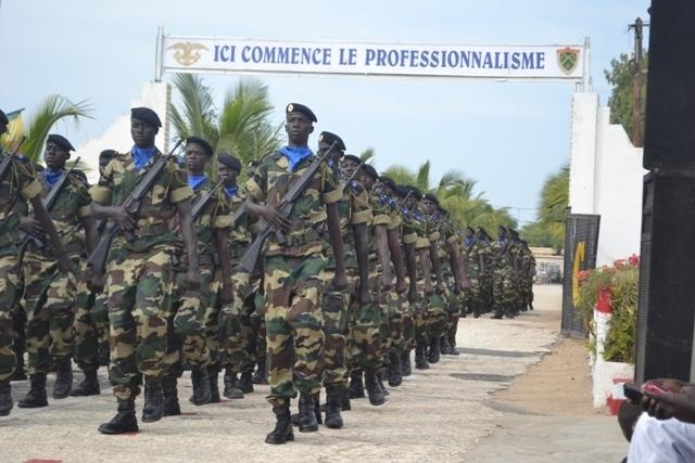 Les armées s'enrichissent de 1020 nouveaux soldats