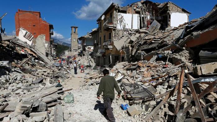 Séisme en Italie : 247 victimes dont de nombreux enfants (protection civile)