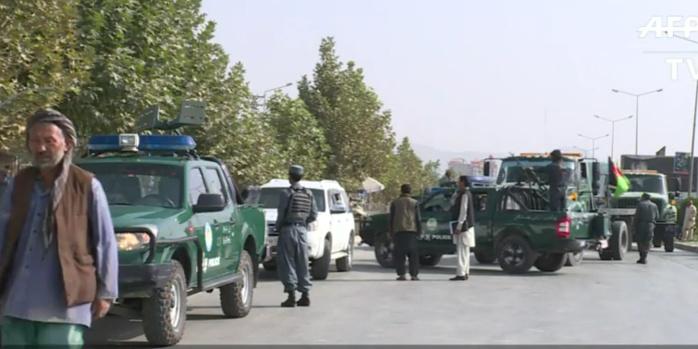 Neuf morts dans une attaque contre l'Université américaine de Kaboul