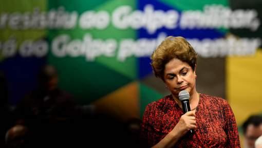 Le Sénat brésilien ouvre le procès en destitution de Dilma Rousseff