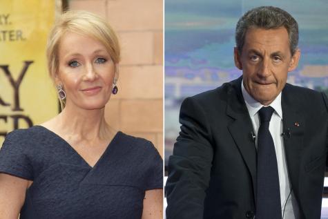 BURKINI : L'auteur de Harry Potter n'a pas raté Sarkozy