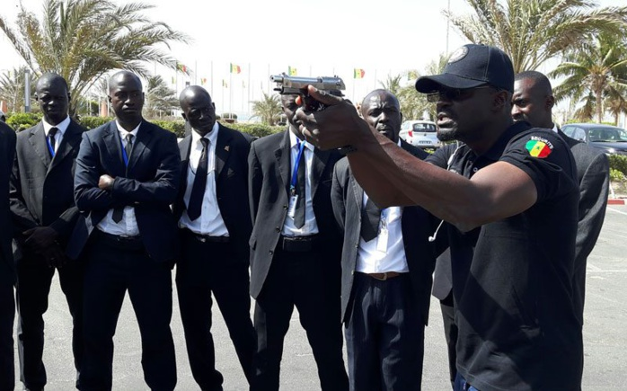 Exploitation sans autorisation d'une société de gardiennage : Vieux Sandiery Diop prend 1mois de sursis et une amende de 100 000 FCFA