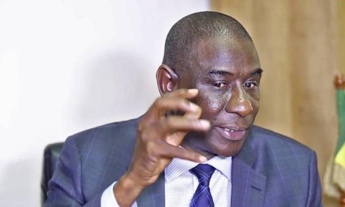 Mamadou Talla aux responsables de la DSE/France : « S'ils m'attendent pour que je vienne faire de l'ingérence, ils se trompent ! »