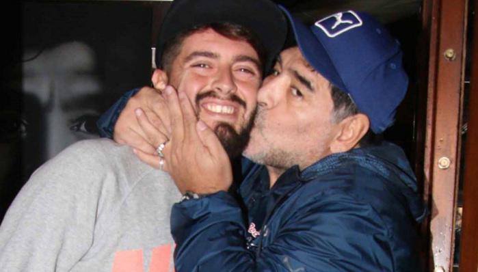 30 ans après, Maradona reconnaît son fils caché