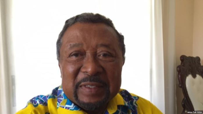"""L'opposant Jean Ping se proclame """"élu"""" président au Gabon"""