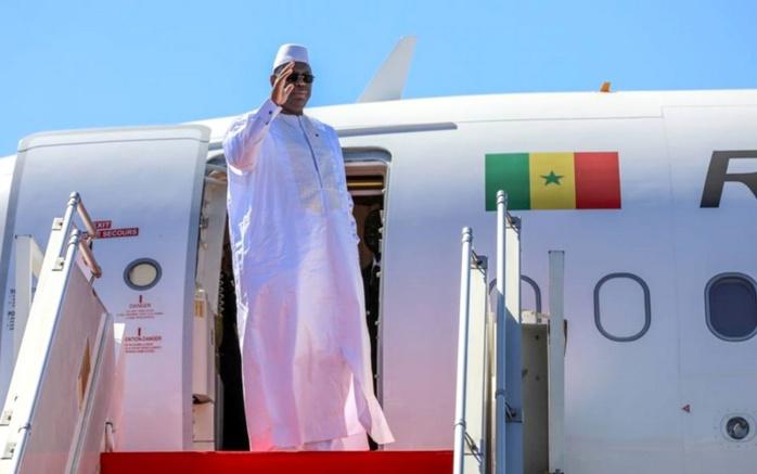 Le président Macky Sall en Chine pour prendre part au sommet du G20