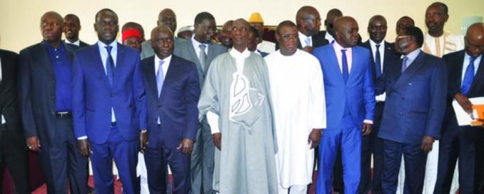 L'Opposition marche le 1er Octobre prochain pour mettre fin aux « dérives » de Macky