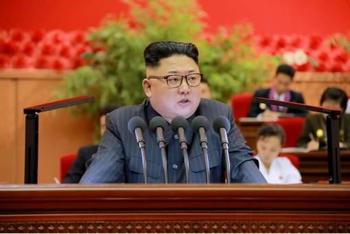 Kim Jong-un exécute un haut responsable: il s'est endormi lors d'une réunion