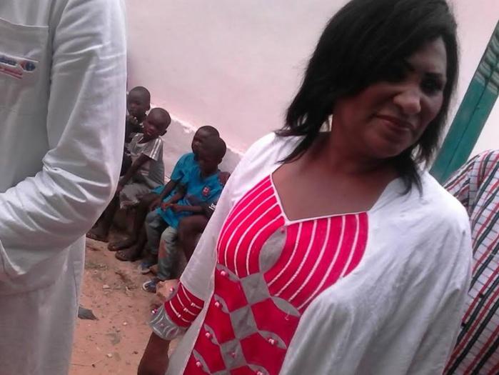 SADIO - Rose Wardini fait circoncire 139 enfants