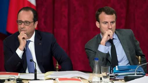 """Hollande sur Macron : """" Il m'a trahi avec méthode """""""