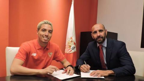 Samir Nasri en prêt au FC Séville