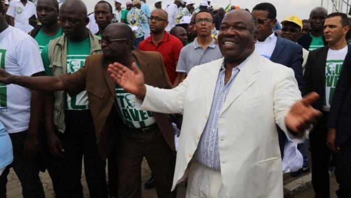 Présidentielle au Gabon : Ali Bongo est réélu avec 49,80% des voix (ministère de l'Intérieur)