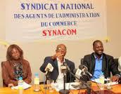 Révocation de Sonko : Le syndicat national des agents de l'administration du commerce vole au secours du chef de Pastef