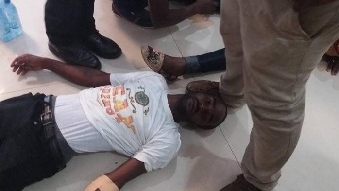 GABON : Les rudes images des violences en cours à Libreville